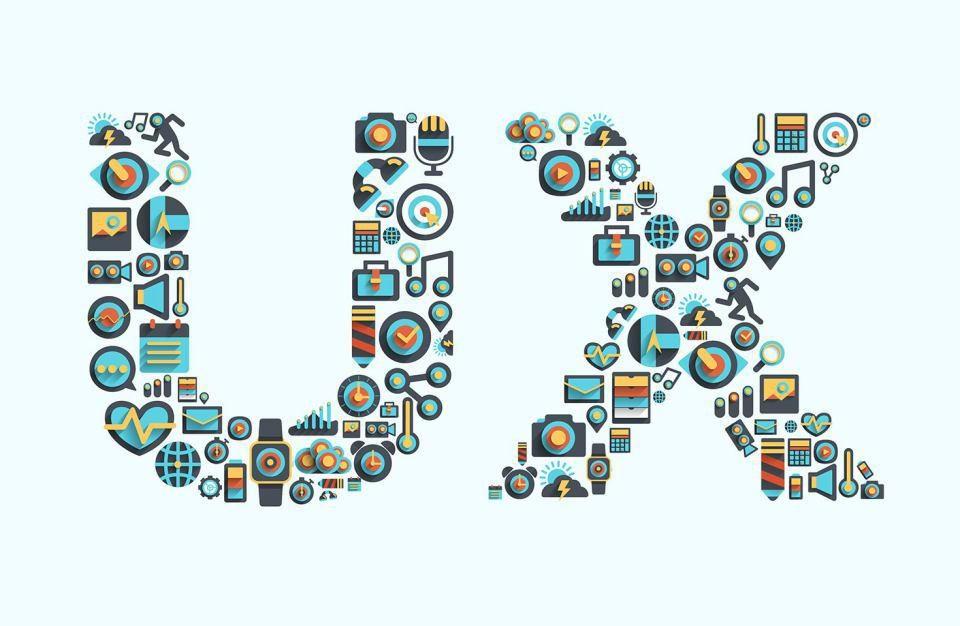 رابط کاربری در طراحی سایت,,UX