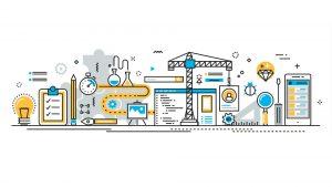 فرایند ساخت وب سایت