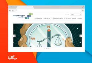 طراحی وب سایت وکلا