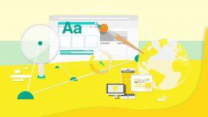 تاثیر طراحی سایت بر سئو سایت