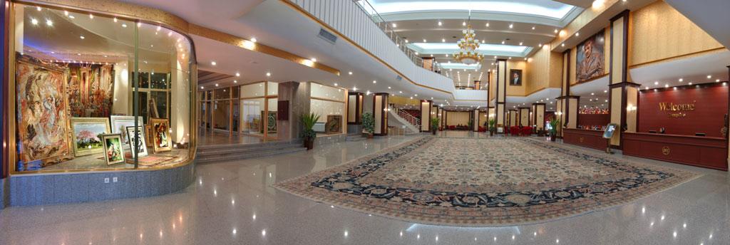 طراحی سایت هتل در تبریز