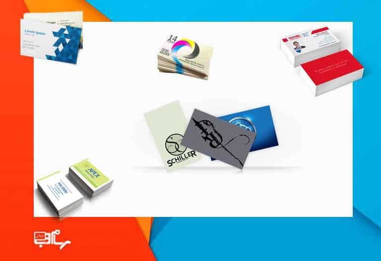 طراحی کارت ویزیت در ارومیه